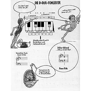 Klavierschule für Kinder mit Spaß PIANO KIDS Bd.2 Heumann NEUAUFLAGE!!