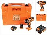 FEIN ASCM 12 QC 4-Gang Brushless Li-Ion Akku Bohrschrauber im Transportkoffer + 1x 2,5 Ah Akku, ohne Ladegerät