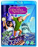 The Hunchback of Notre Dame [Blu-ray] [UK Import]