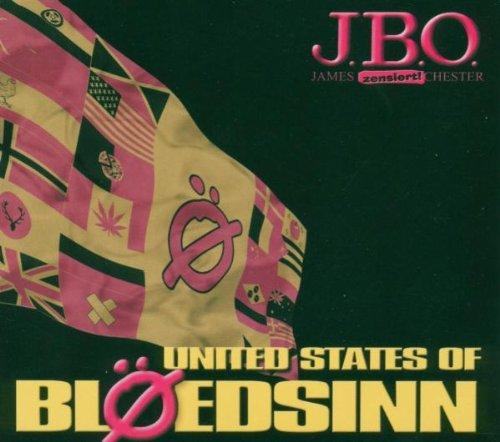 J.B.O.: United States of Blöedsinn (Limited Edition) (Audio CD)