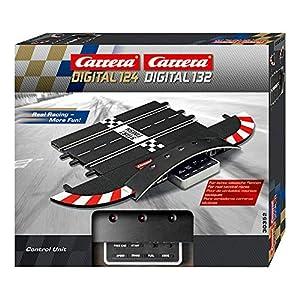 Carrera  20030352  - Unidad de control digital para 132 y 124 pistas Importado de Alemania