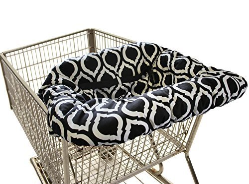 itzy-ritzy-shopping-cart-and-high-chair-cover-moroccan-nights-discontinued-by-manufacturer-by-itzy-r