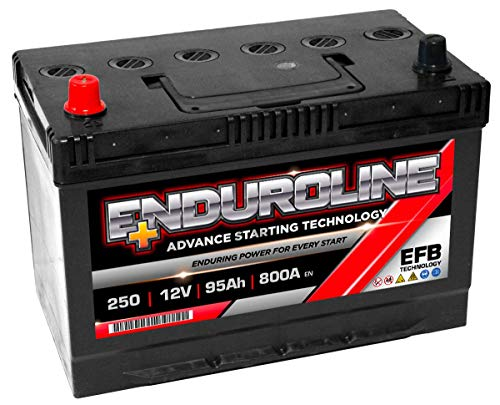 250Efb Enduroline Start Stop auto batteria 95Ah
