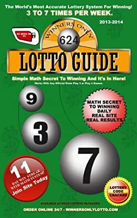 Winners Only Lotto Guide eBook: Rodney Lundy: Amazon in