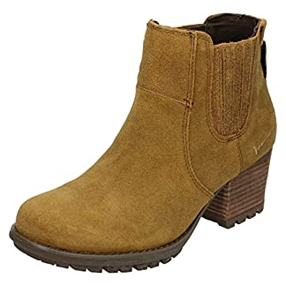 Womens Caterpillar Boots Allison 1