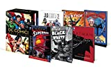 DC Comics Set Book and DVD Set: Wonder Woman Gods and Mortals / Justice League Origin Vol. 1 / JLA Earth 2 / Batman : Year One / Batman Black and White Vol. 1 / The Death of Superman