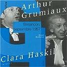 R�cital Haskil / Grumiaux, Mozart, Beethoven, Besan�on 1957