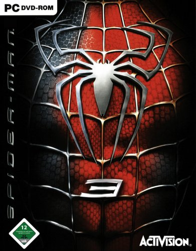 ak tronic Spider-Man: The Movie 3 [Software Pyramide]
