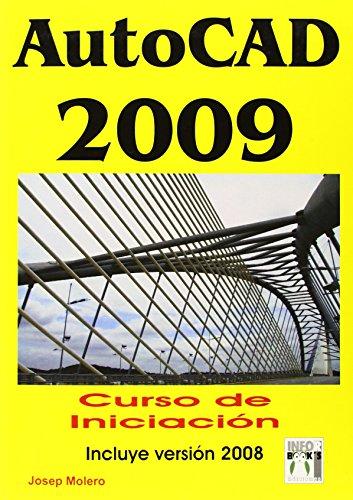 Autocad 2009 - curso de iniciacion por Josep Molero