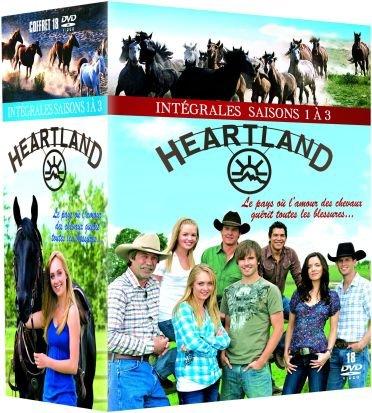 Heartland - Intégrale des saisons 1 à 3 - coffret 18 DVD
