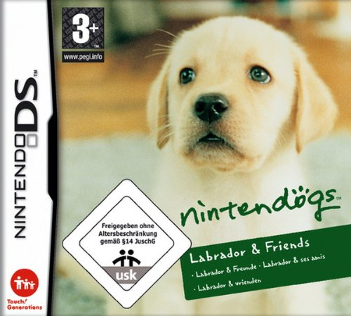 DS - Nintendogs Labrador
