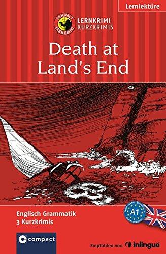 Death at Land's End: Englisch A1 (Compact Lernkrimi - Kurzkrimis) -