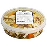 Seafood Salad in Oil, Chilled, 1kg