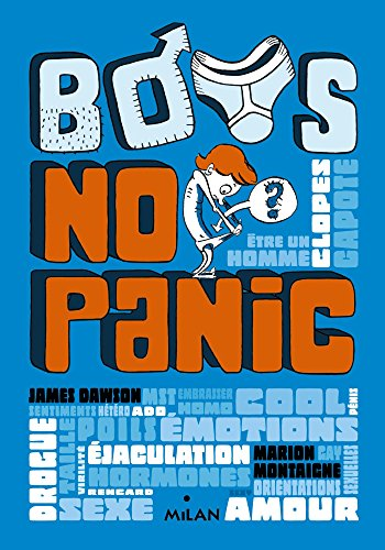 Boys no panic par James Dawson