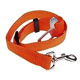 Kolylong Vehicle Car Seat Safety Belt for dog Seatbelt (Orange)