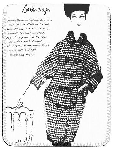 Balenciaga Cocoon Coat IPAD CASE
