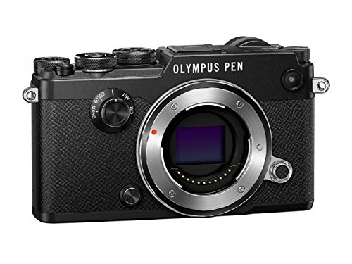 Get Olympus PEN F Camera – Black (17 mm Lens) Discount
