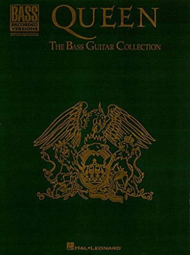 Queen: The Bass Guitar Collection: Noten, Sammelband für Bass-Gitarre: The Best Guitar Collection (Bass Recorded Versions S.)