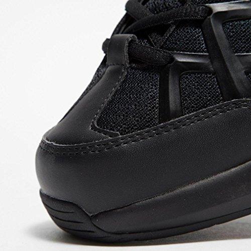 MBT Damen Sport 3 Sneakers, Schwarz Black (Schwarz)
