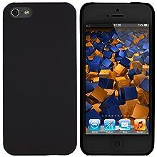Mumbi Coque pour Apple iPhone 5/5S Noir