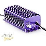 Lumatek Balasto eléctrico 400W, 4niveles de intensidad, intensidad regulable