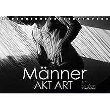 Männer AKT Art (Tischkalender 2016 DIN A5 quer): Stilvolle Männer - Akte in ästhetischer Abstraktion aus Linien und Körpern (Monatskalender, 14 Seiten) (CALVENDO Kunst)