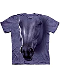 The Mountain Unisexe Enfant Tête De Cheval T Shirt