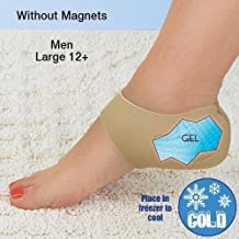 Heel Hugger Without Magnets Mens Xlarge by Brownmed
