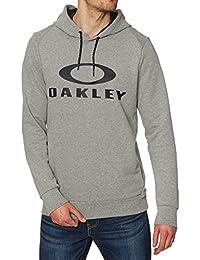 Oakley atléticos grande bloqueo Jerseys PO SUDADERA Heather Grey XX