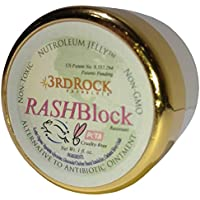 RashBlock - Natural and Organic Silver Gel First Aid Ointment for Rashes, Skin Irritation, Cracked Lips and Skin... preisvergleich bei billige-tabletten.eu