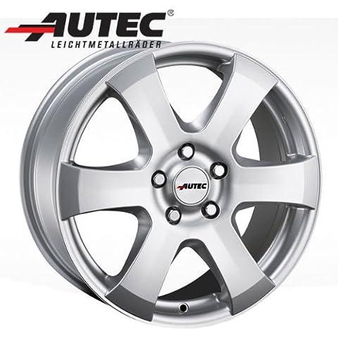 In alluminio cerchione AUTEC BALTIC Mitsubishi Eclipse D307.5x 16brillante argento - Ruote In Alluminio Eclipse
