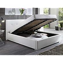 suchergebnis auf f r polsterbett mit bettkasten 180x200. Black Bedroom Furniture Sets. Home Design Ideas