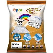Bpro - Bolsas de almacenaje al vacío para ropa, edredones o almohadas (6 unidades, 80 x 60 cm)