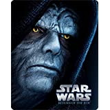 Star Wars : Return Of The Jedi [Steelbook] [Blu-ray] [1983] UK-Import, Sprache: Englisch.