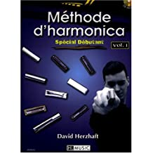 Méthode d'harmonica Volume 1