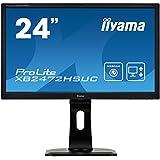 """iiyama XB2472HSUC-B1/24"""" VA 8ms DP black Desktop Monitor 60 cm (23,6 Zoll) LED schwarz"""