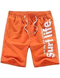 8f8f758032a6 Pantaloncini Da Spiaggia Uomo Moderna Bagno Bermuda Da Donna Casual Costumi  Pantaloni Corti Borsa Classica Con