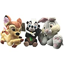 Price Toys Conjunto de Precios de los Juguetes Bambi Juguete Suave - Incluye golpeador, Bambi