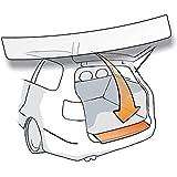 Apto para BMW 2Grand Tourer (tipo F46)–Ajuste barniz protector de pantalla Protector de pantalla ladekant Protección Transparente 150µm