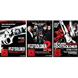 Footsoldier 1-3 (1+2+Return of the Footsoldier) - FSK 18 - im Set - Deutsche Originalware