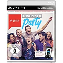 SingStar: Ultimate Party - [PS3]
