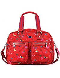 Oilily Flash L Carry All Red