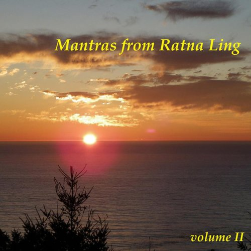 Mantras from Ratna Ling, Volume 2  Audiolibri
