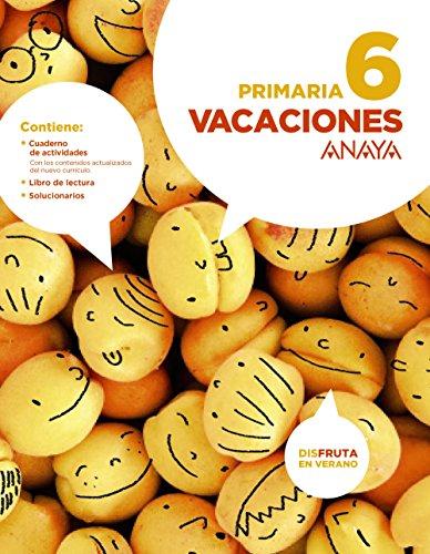 Vacaciones 6. - 9788469814116