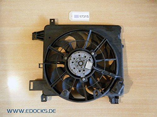 Lüfter Lüftermotor Wasserkühler Kühlerlüfter Zafira gebraucht kaufen  Wird an jeden Ort in Deutschland