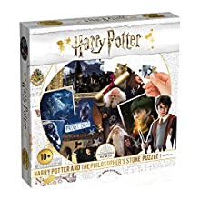 Puzzle Harry Potter Philosopher's Stone 500 Teile Puzzle wei