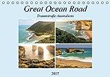 Great Ocean Road - Traumstraße Australiens (Tischkalender 2017 DIN A5 quer): Die schönsten Landschaften der berühmten Great Ocean Road (Monatskalender, 14 Seiten ) (CALVENDO Orte)