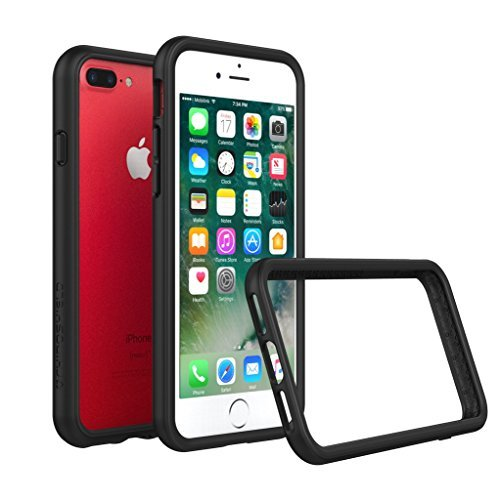 iPhone 8 Plus [Also fits iPhone 7 Plus] Bumper Custodia - RhinoShield...