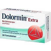 Johnson&Johnson DOLORMIN extra Filmtabl. 30 Stück preisvergleich bei billige-tabletten.eu