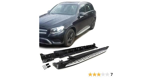 Carparts Online Gmbh 29770 Alu Trittbretter Flankenschutz Oe Style Mit Abe Auto